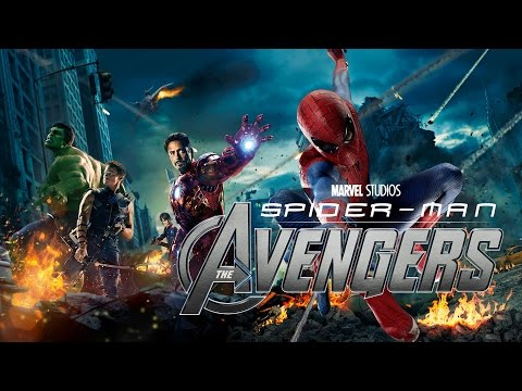 Spider-Man and The Avengers Team Up in This Marvel Movie Mashup - Watch online