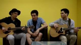 TheOvertunes performing Yours Forever