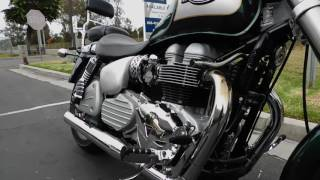 10. 2005 Triumph Bonneville America