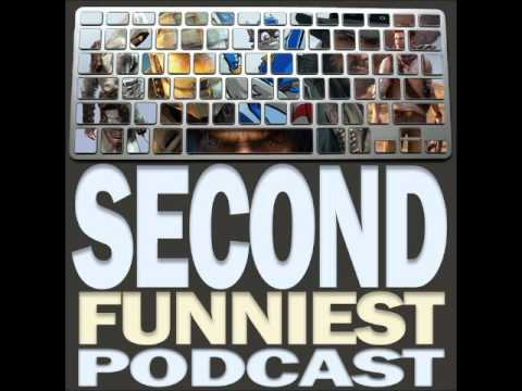 Second Funniest Podcast Live Show Talk
