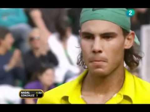 i 5 colpi più belli nel tennis