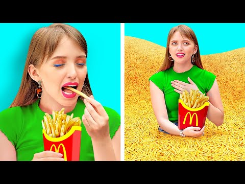 YUMMY FOOD HACKS || Ultimate Snack Hacks You'll Wish You'd Known Earlier