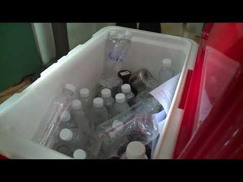 Thành lập các đoàn kiểm tra chất lượng nước