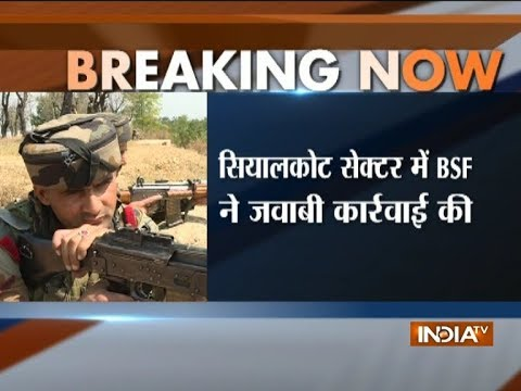 2 Pakistani rangers and 6 civilians killed in BSF firing