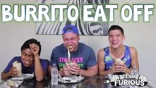 Video 3lb Burrito Eat Off ft. Wassabi Productions | Furious Pete MP3, 3GP, MP4, WEBM, AVI, FLV Agustus 2017