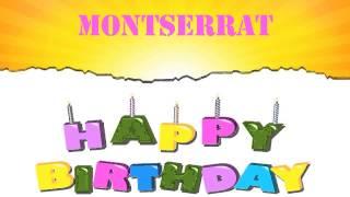 Montserrat  - Happy Birthday