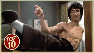 Best Kung Fu Fight Scenes:  Bruce Lee