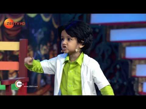 Chitrali & Inayat's Laugh Riot | India's Best Dramebaaz -Ep 11 - Best Scene | Zee Tv | Hindi Tv Show