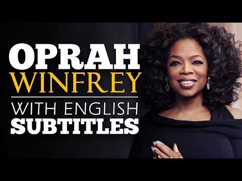 ENGLISH SPEECH | OPRAH WINFREY: Learn From Every Mistake (English Subtitles)
