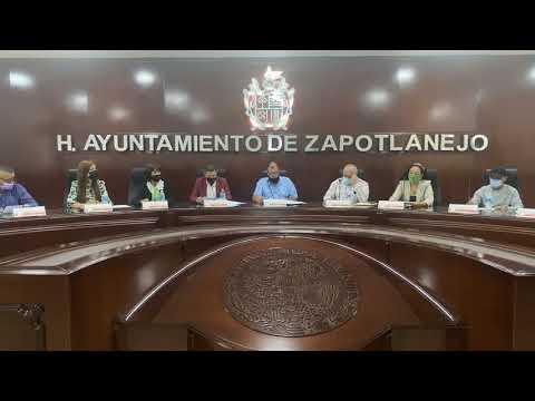 Sesión de ayuntamiento No. 67 21 de mayo de 2021