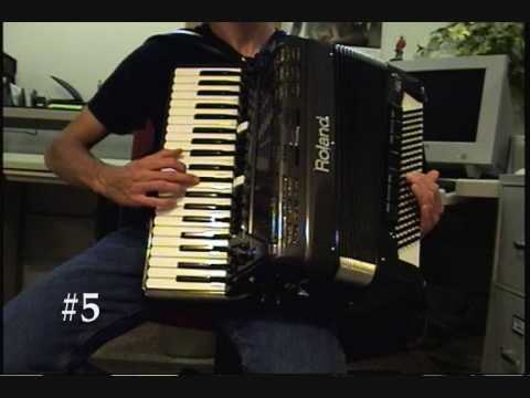 accordion - I'll be honest: I LOVED the television shows from the 1990s. Whether it meant waking up at O-dark-30 in the morning or racing my bahookie home from elementar...