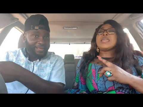 Riding with jide Awobona