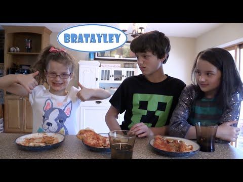 Pizza Challenge with Bratayley (WK 224)