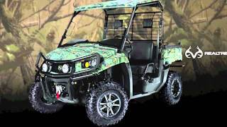 4. 2012 John Deere Gator 550 XUV Demo Video