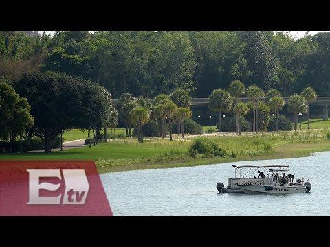 Hallan cuerpo de niño atacado por un caimán en Orlando