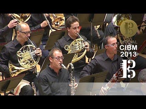 CIBM 2013 - Agrupació Musical Santa Cecilia D'Ador - El Agua Prodigiosa