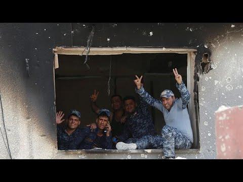 Ιράκ: Άμαχοι εγκαταλείπουν τη δυτική Μοσούλη