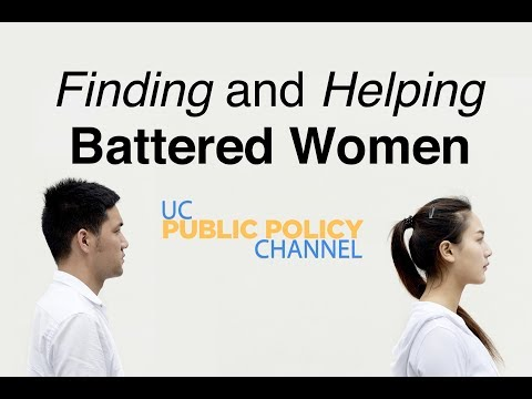 Finding and Helping Battered Women