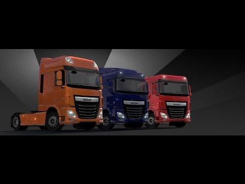DAF Euro 6 Sidekirts v1.0 beta