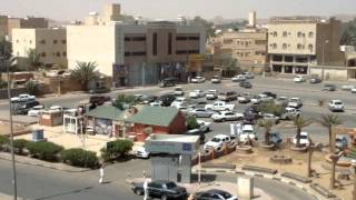 Sakaka Saudi Arabia  City pictures : View of Sakaka from a rooftop