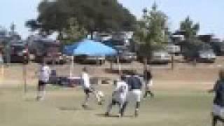2008 3v3 Kick It Regional Tournament in Round Rock, TX Semifinal Game.
