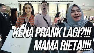 Download Video ABIS DI PRANK! DIBELANJAIN RATUSAN JUTA DI GUCCI!! TIETA TOLOOONGG!!!! MP3 3GP MP4