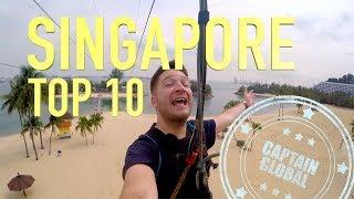 Video Singapore Travel Guide - Top 10 Things To Do (4K) MP3, 3GP, MP4, WEBM, AVI, FLV September 2018