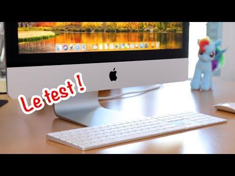 APPLE iMac MNED2FN/A - 27 pouces 5K Retina - Intel Core i5 - RAM 8Go - Stockage