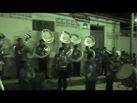 BANDA  ORQUESTA   SHOW FILARMONICA  LLIPA  Y  SONIDO MUSICAL HUASTA   2012