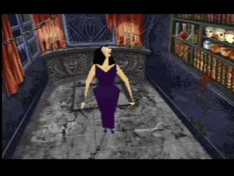 alone in the dark 3do walkthrough