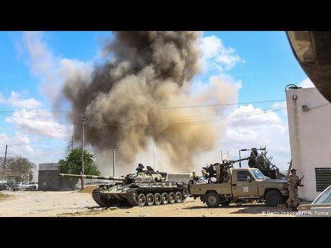 آخر تطورات الحرب في ليبيا