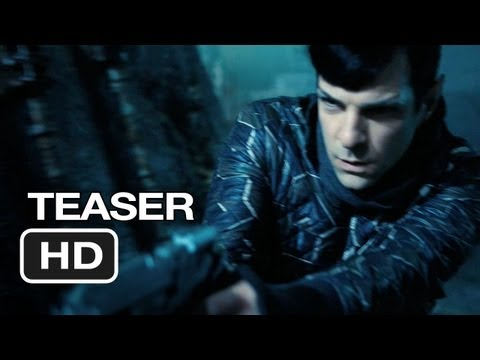 Star Trek Into Darkness Official TEASER - Announcement (2013) - Chris Pine, Zoe Saldana Movie HD Video