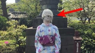 "Video Begitu ""balik badan"" bikin terkejut,!! Gadis kimono ini yg bikin penasaran netizen jepang MP3, 3GP, MP4, WEBM, AVI, FLV Agustus 2017"