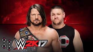 SUBSCRIBE: http://bit.ly/upupdwndwnIt's WWE 2K17 Match Simulations, brought to you courtesy of TonyPizzaGuy! Will The New Face of America reclaim his prize from The Phenomenal One, or will Styles walk away with the the title yet again?Like us on Facebook: http://www.facebook.com/UpUpDwnDwnFollow us on Twitter: http://twitter.com/UpUpDwnDwnCheck us out on Instagram: http://instagram.com/upupdwndwn/GET YOUR UPUPDOWNDOWN SHIRTS HERE: http://shop.wwe.com/250-100-001-1.htmlAND HERE: http://shop.wwe.com/250-100-002-1.htmlEUROSHOP T-SHIRTS: http://euroshop.wwe.com/en_GB/xavier-woods-upupdowndown-t-shirt/W10436.htmlAustin Creed's Twitter: http://twitter.com/XavierWoodsPhDAustin Creed's Twitch: http://twitch.tv/Austincreed/profile