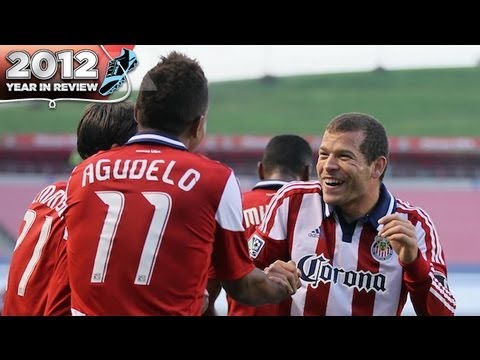 All the Chivas USA 2012 Goals