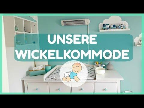 WICKELKOMMODE|ORGANISATION & GESTALTUNG| ERSTAUSSTATTUNG| SabsisMädchenkram♡