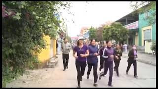 Phường Yên Thanh: Phát động Ngày chạy Olympic vì sức khỏe toàn dân năm 2018