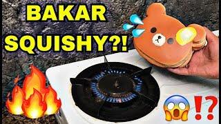 Video BAKAR SQUISHY LICENSED?!! New Squishies + Squishy Dares + LOST PACKAGE! MP3, 3GP, MP4, WEBM, AVI, FLV Juni 2017