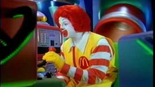 The Wacky Adventures of Ronald McDonald: Scared Silly (1/4)