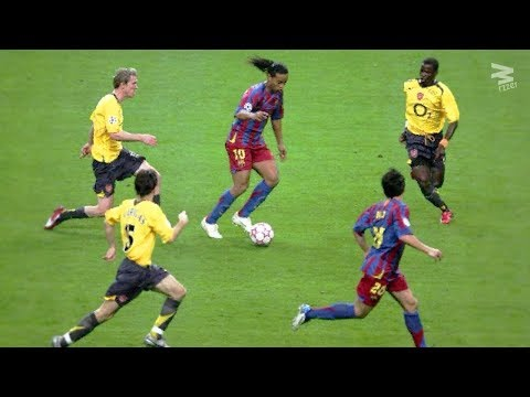 20 Magic Moments By Ronaldinho