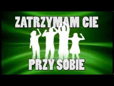 Tekst piosenki Cliver - Zatrzymam Cię przy sobie po polsku