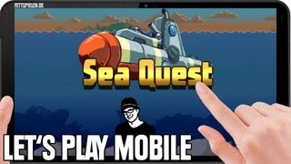 Sea Quest YouTube video