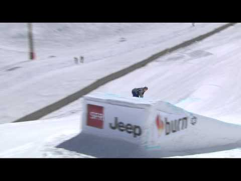 Silje Norendal - Silje Norendal wins Snowboard Women's Slopestyle Silver at Winter X Games Europe 2011.