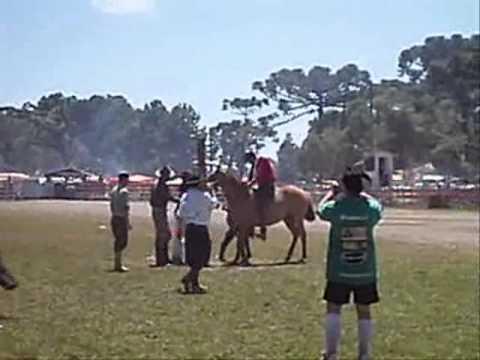 Gineteada em Gramado - Titão