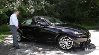 2014 Lexus IS Test Drive Review