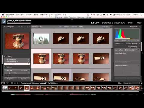 How To Get Started With Adobe Photoshop Lightroom 3