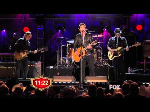 "David Nail ""Red Light"" – American Country New Year's Eve LIVE 12/31/11"