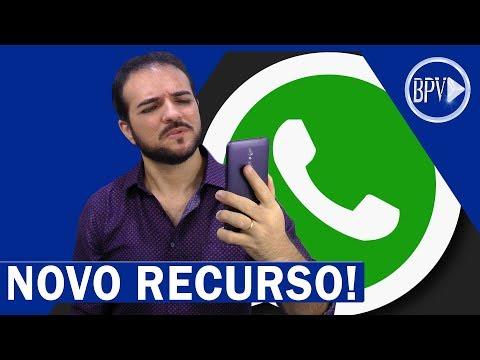 Baixar whatsapp - NOVO RECURSO do Whatsapp que Você vai Gostar!