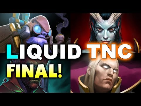 LIQUID vs TNC - INVITATIONAL 2 GRAND FINAL - Starladder DOTA 2