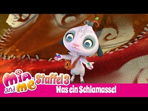 Was ein Schlamassel! - Mia and me Season 3